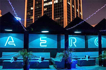 Aero Rooftop Bar & Lounge