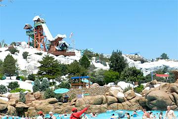 Disney's Blizzard Beach Water Park