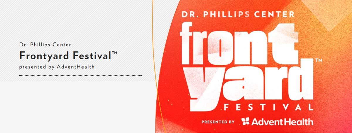 Dr. Phillips Center Frontyard Festival