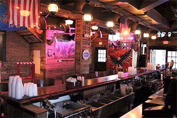 Saddle Up All-American Bar