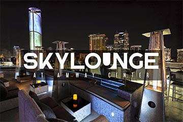 Skylounge At Amway Center